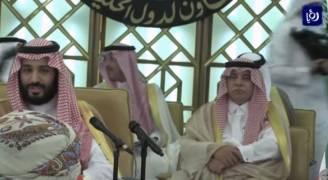 جلالة الملك يهنئ الأمير محمد بن سلمان باختياره وليا لعهد المملكة العربية السعودية