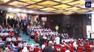 اختتام فعاليات المسابقة الهاشمية الدولية لحفظ القرآن الكريم