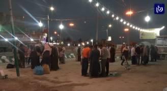 السبيل الخيري مبادرة تطوعية لتقديم وجبات الإفطار لمرتادي المنطقة الحدودية مع السعودية