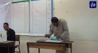 مجريات العملية الانتخابية في لواء الرصيفة