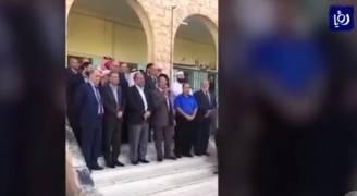 صك صلح عشائري يطوي قضية اعتداء على مدرسة في الزرقاء