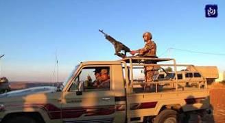الجيش العربي يحبط محاولة تسلل لشخص من الأراضي السورية
