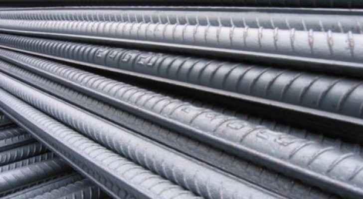 نشرة استرشادية جديدة لاسعار الحديد محليا