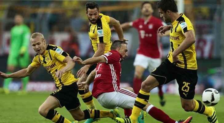 بايرن ميونيخ بطلا لكأس السوبر الألماني