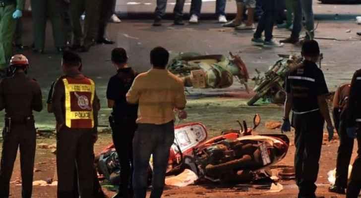 """""""الخارجية"""" تؤكد عدم وجود ضحايا أردنيين في تفجير تايلاند"""