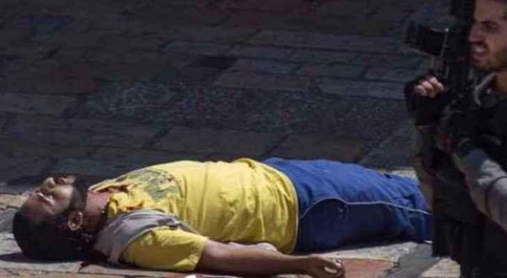 """الخارجية: جريمة قتل الشهيد العمرو """" فعل همجي """""""