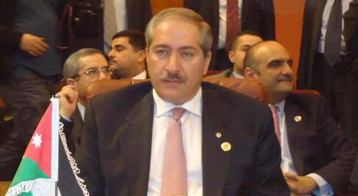 وزير الخارجية وشؤون المغتربين ناصر جودة - ارشيفية
