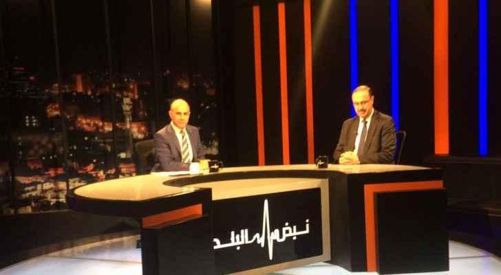 الناطق الرسمي باسم الحكومة الدكتور محمد المومني