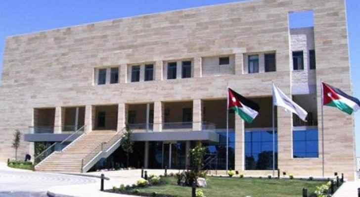 مبنى  معهد الإعلام الأردني- (أرشيفية)
