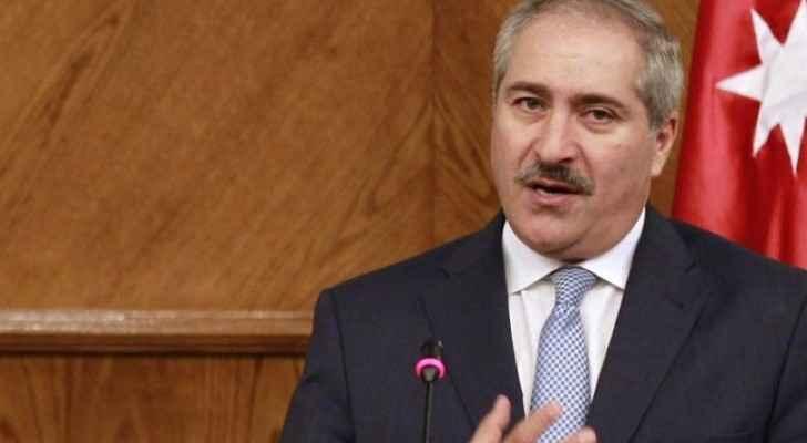 نائب رئيس الوزراء وزير الخارجية وشؤون المغتربين ناصر جودة