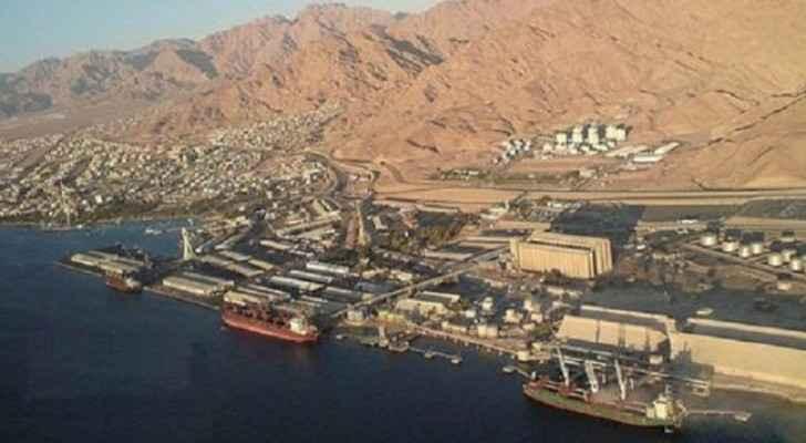 ميناء العقبة - ارشيفية