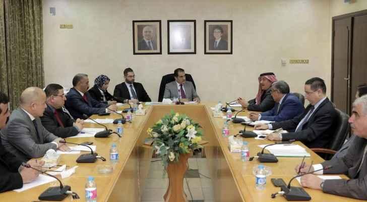 لجنة الشؤون الخارجية النيابية