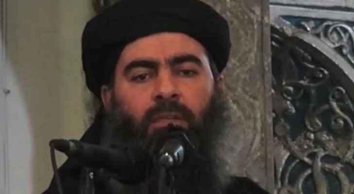 زعيم تنظيم داعش الإرهابي
