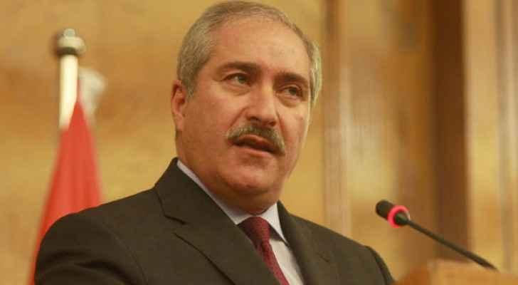 وزير الخارجية وشؤون المغتربين ناصر جوده