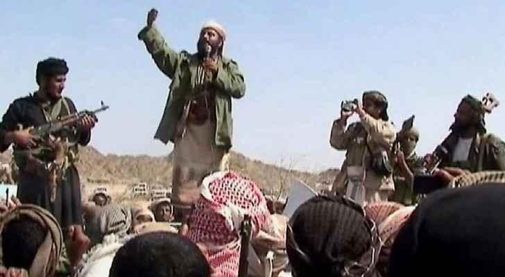 لعناصر من القاعدة في اليمن