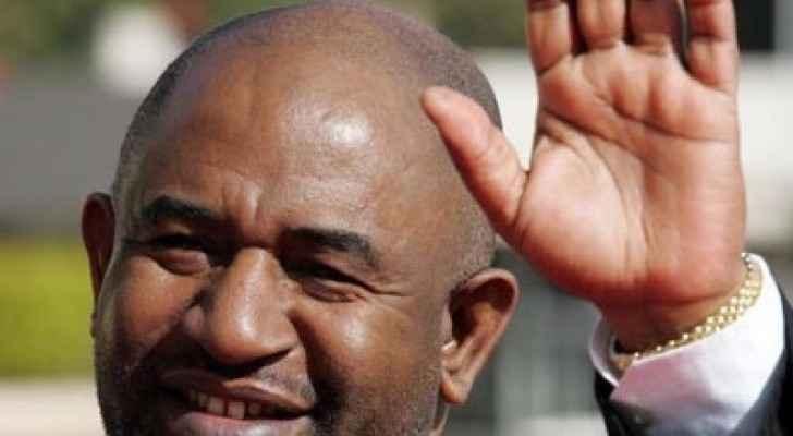رئيس جمهورية جزر القمر غزالي عثمان