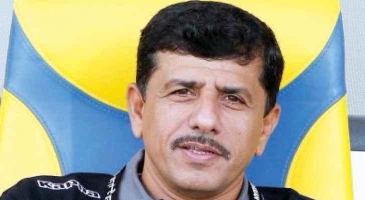 المدير الفني للمنتخب الوطني لكرة القدم الاماراتي عبدالله المسفر