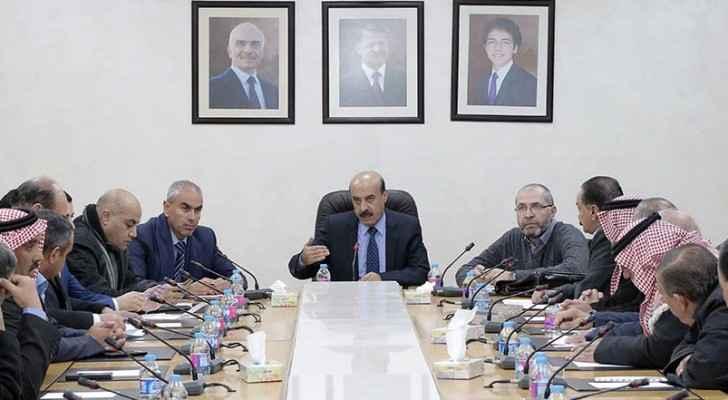 اللجنة الإدارية النيابية