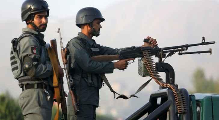 """عناصر من الشرطة الأفغانية """"أرشيفية"""""""