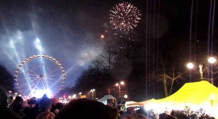 احتفالات برلين برأس السنة الميلادية