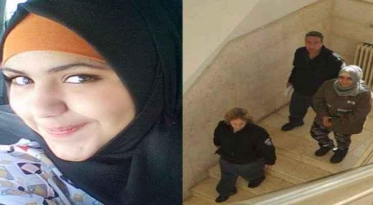 الحكم على الفتاة المقدسية منار شويكي 16 عامًا