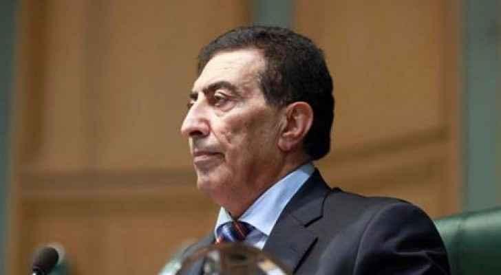رئيس مجلس النواب المهندس عاطف الطراونة