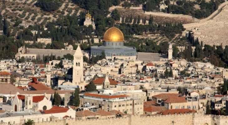 مدينة القدس المحتلة - ارشيفية