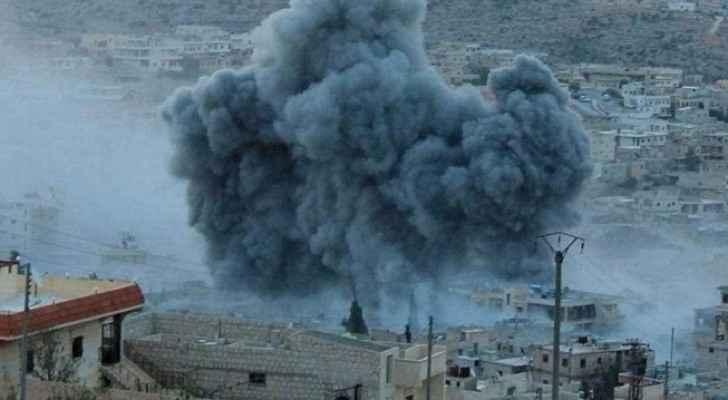التفجيرات في سوريا