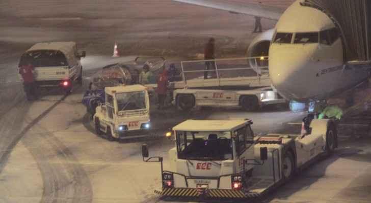 مطار في الولايات المتحدة الأمريكية