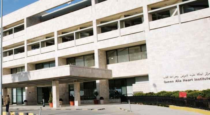 قسم امراض القلب في مدينة الحسين الطبية