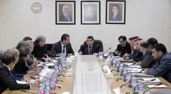 لجنة الطاقة والثروة المعدنية النيابية