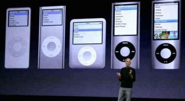ظهور لهاتف جديد من هواتف آيفون كان يعني الاستغناء عن أحد أجهزة آيبود