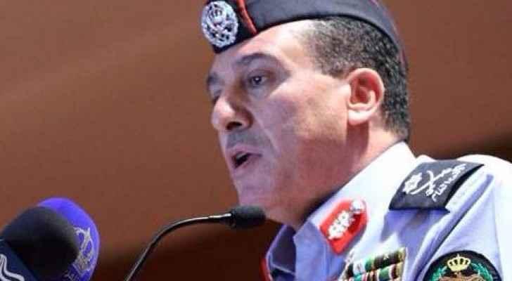 مدير الأمن العام السابق السابق اللواء عاطف السعودي
