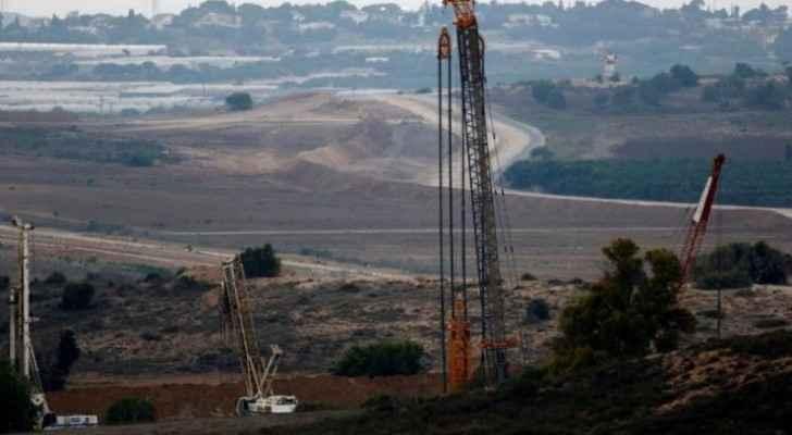 """الاحتلال يصادق على تخصيص أكثر من مليار دولار لإقامة جدار """"متطور"""" حول غزة"""