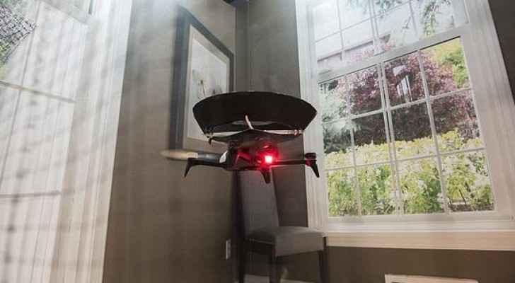 طائرة بدون طيار لتنظيف المنزل