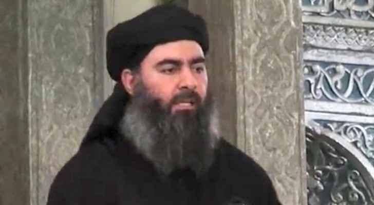 زعيم عصابة داعش أبو بكر البغدادي