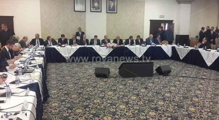 """خلال مؤتمر """"خطة الأردن للإستجابة للأزمة السورية"""""""