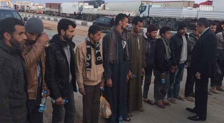 تحرير 13 مصريا مختطفا في ليبيا