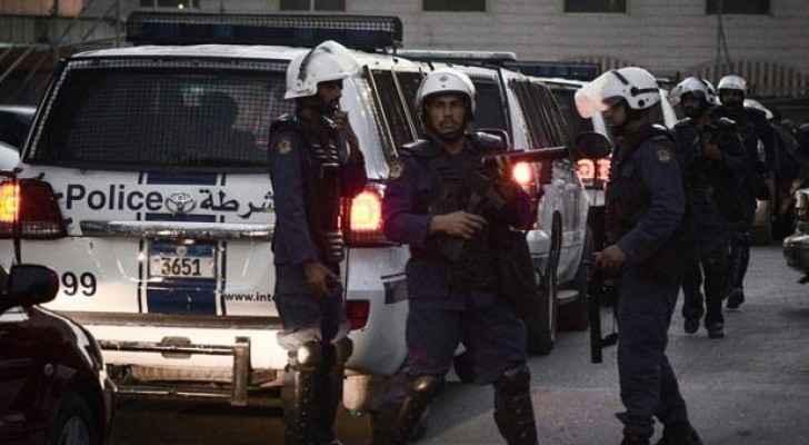 عناصر من الشرطة البحرينية - ارشيفية