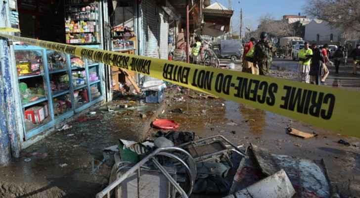 فصيل من حركة طالبان تبنى الهجوم الإرهابي