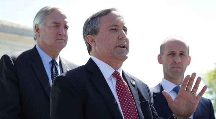 المدعي العام لولاية تكساس كين باكستون