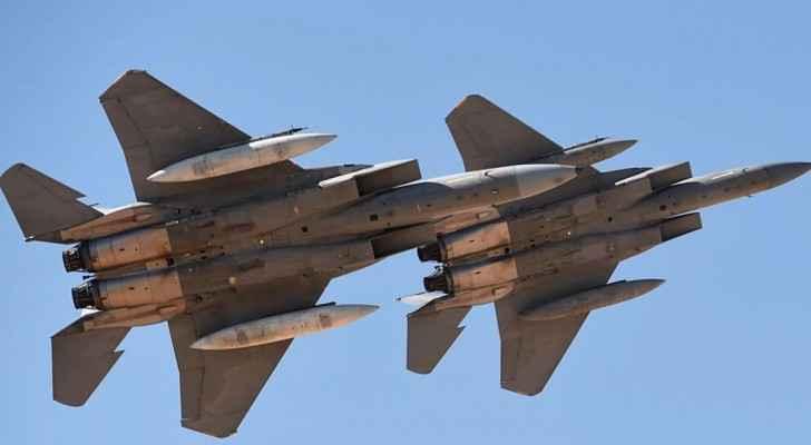 طائران تابعتان لسلاح الجو السعودي - أرشيف.