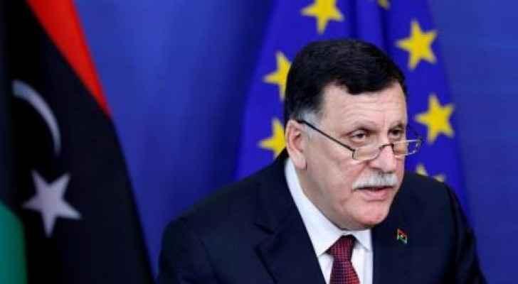 رئيس حكومة الوفاق الليبية