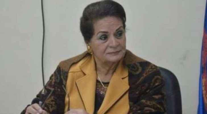 المحافظ نادية عبده