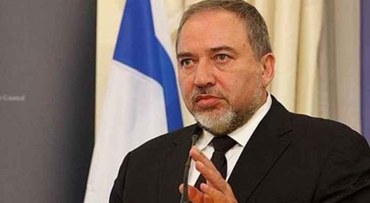 وزير الحرب الإسرائيلي أفيغدور ليبرمان