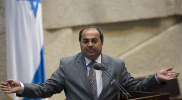 أحمد الطيبي العضو العربي في الكنيست الإسرائيلي
