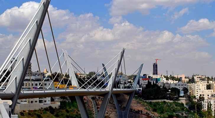 جسر عبدون - أرشيفية