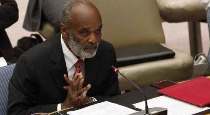 رئيس هايتي السابق رينيه بريفال