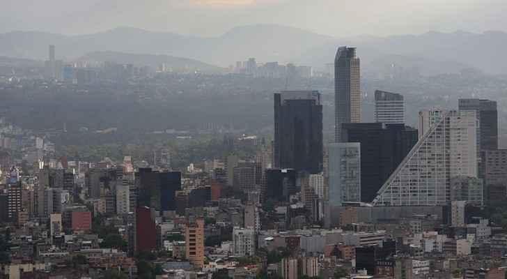 العاصمة المكسيكية