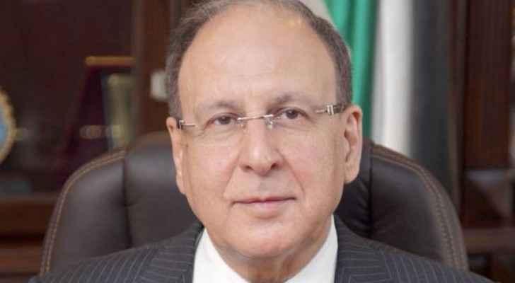 رئيس غرفة صناعة عمان العين زياد الحمصي